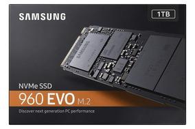 Samsung 960 Evo Nvme M.2 Ssd 1tb