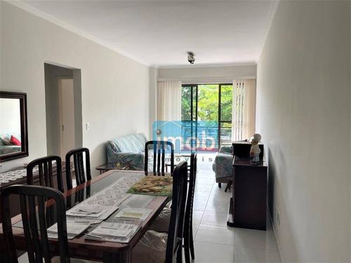 Imagem 1 de 30 de Apartamento À Venda, 132 M² Por R$ 780.000,00 - Gonzaga - Santos/sp - Ap7882
