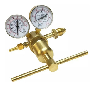 Regulador De Alta Pressão Nitrogênio 50 Bar Ou 700psi