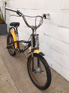 Antigua Bicicleta Bmx Rock 20 Retro Vintage Restaurar