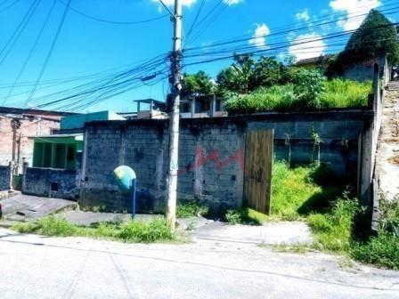 Terreno Para Galpão À Venda, 360 M² Por R$ 160.000 - Rio Do Ouro - São Gonçalo/rj - Te0021