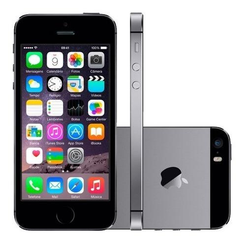 Apple iPhone 5s 16gb Desbloqueado Original Wifi Semi Novo