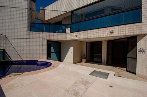 Imagem 1 de 29 de Cobertura À Venda, 485 M² Por R$ 3.000.000,00 - Paraíso Do Morumbi - São Paulo/sp - Co0765