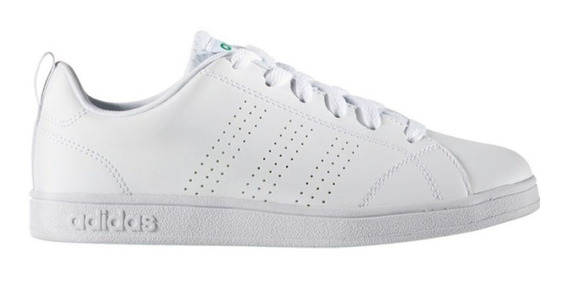 Tenis adidas Advantage Cl Blanco Unisex Original Aw4884