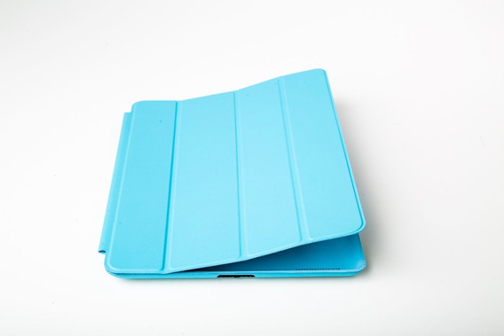 Capa Para iPad 2/3/4 Smart Case De Couro Natural Tratado