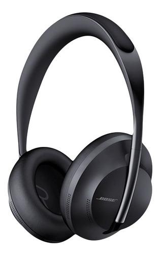 Fone De Ouvido Bluetooth 700 Bose Preto Cancelamento Ruído