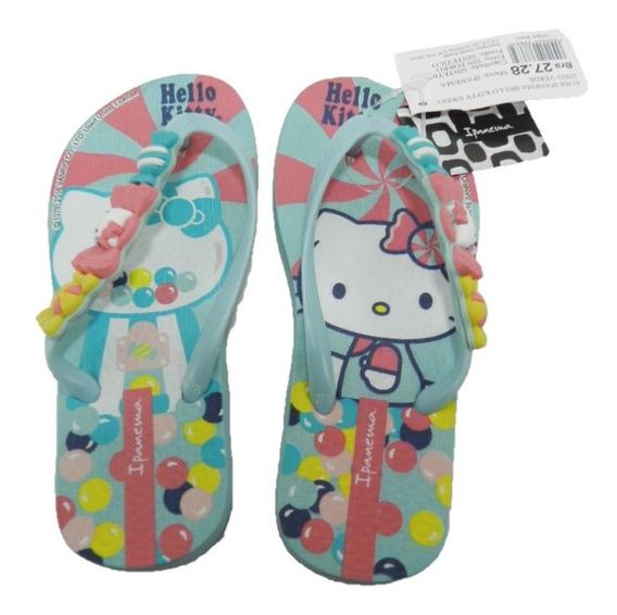 Ojotas Ipanema Hello Kitty Nena Niña 7814