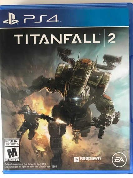 Game Titanfall 2 Ps4 Usado