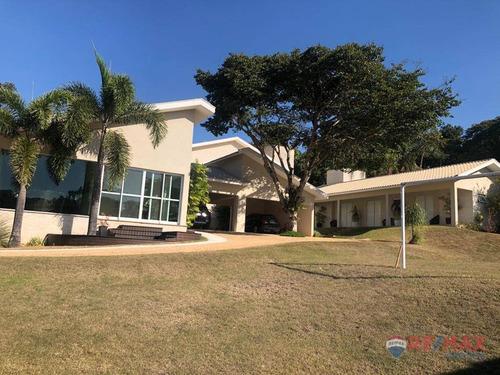 Casa À Venda, 700 M² Por R$ 4.180.000,00 - Helvétia Polo Country - Indaiatuba/sp - Ca1430
