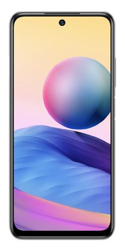 Imagen 1 de 12 de Xiaomi Redmi Note 10 5G Dual SIM 128 GB plata cromada 4 GB RAM