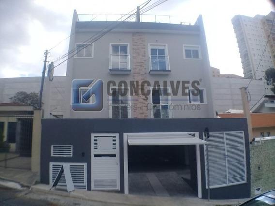 Venda Apartamento Cobertura Santo Andre Jardim Bela Vista Re - 1033-1-136782
