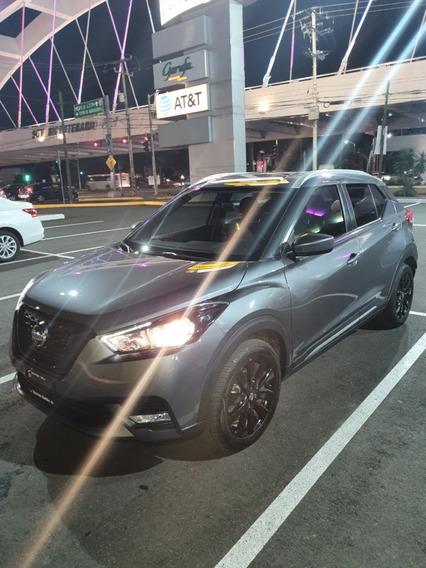 Nissan Kicks 2018 Midnight Edition 5,000 Km, Garantía 3 Años