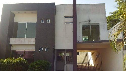 Casa En Renta Palma Real, Parrilla 1ra. Sección