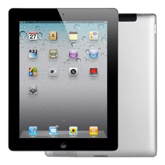iPad 4 Preto Mod. A1459 32gb Wi-fi Nf Até 12x Frete Grátis