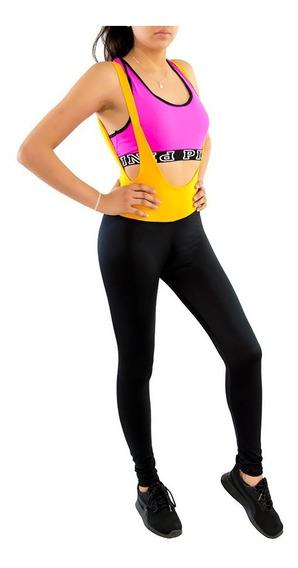 Ropa Deportiva Mujer Leggings Colombianos Licras Mallas Deportivas Dama Yoga Gym Unitalla Para Tallas 3 / 5 / 7 / 9 -6