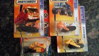 Hotwheels Tractores Y Camiones Nuevos! Mas De 20 Modelos