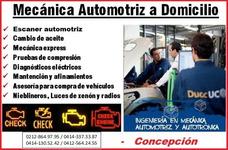 Servicios A Los Chery Arauca Y Orinoco Y Scanner A Domicilio