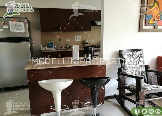 Arriendo De Apartamento Económico En Medellín Cód: 4919