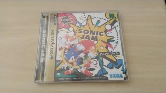 Sonic Jam Original Sega Saturn
