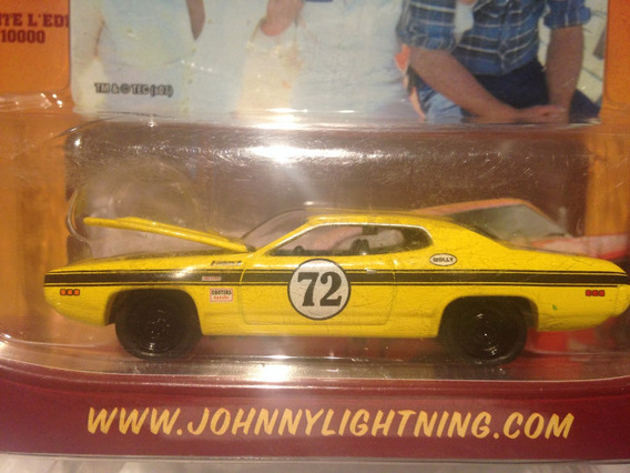 Johnny Lightning Serie Dukes Hazzard Molly Hargrove Plymouth