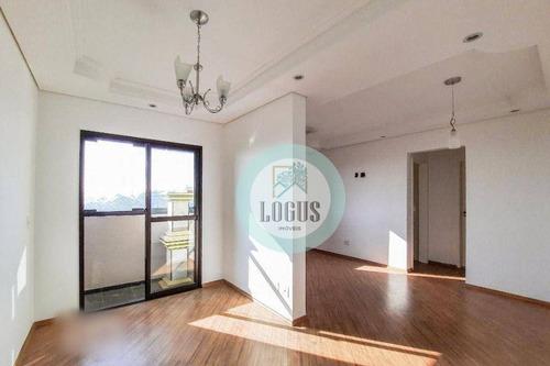 Imagem 1 de 27 de Apartamento À Venda, 69 M² Por R$ 325.000,00 - Nova Petrópolis - São Bernardo Do Campo/sp - Ap1768