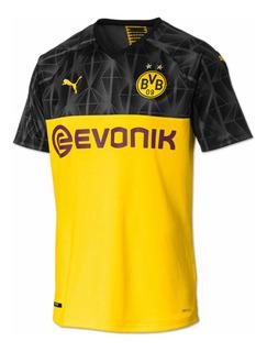 Camisa Borússia Dortmund 2019/2020 Puma Original Oficial
