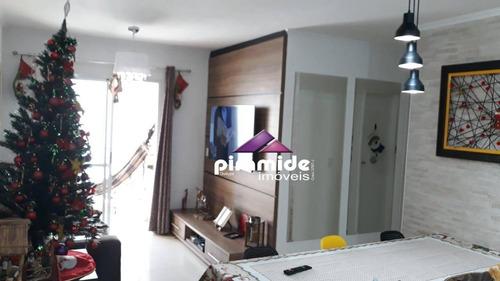 Apartamento Com 3 Dormitórios À Venda, 90 M² Por R$ 450.000,00 - Vila Betânia - São José Dos Campos/sp - Ap12965
