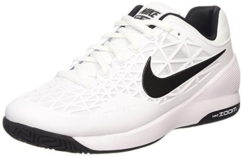 Zapatillas Nike Zoom Cage Ii Tenis Originales Negro