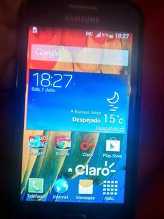 Samsung Core Plus Negro Con Accesorios Originales