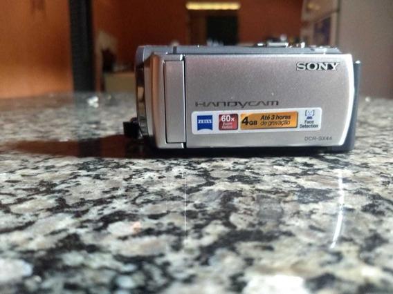 Câmera Digital Sony Handycan Dcrsx44