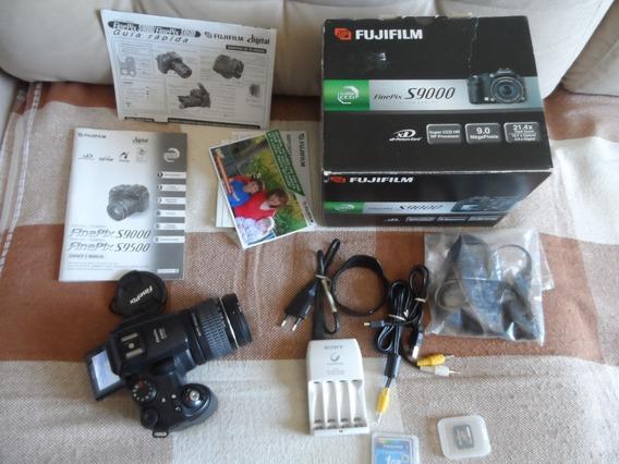 Maquina Digital Fuji Finepix S 9000