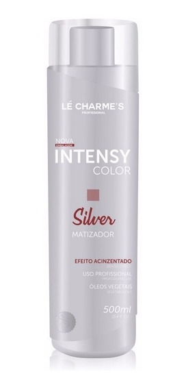 Intensy Color Matizador Efeito Silver 500ml