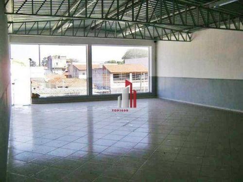 Imagem 1 de 12 de Galpão, 240 M² - Venda Por R$ 1.148.500,00 Ou Aluguel Por R$ 7.000,00/mês - Vila Leopoldina - São Paulo/sp - Ga0015