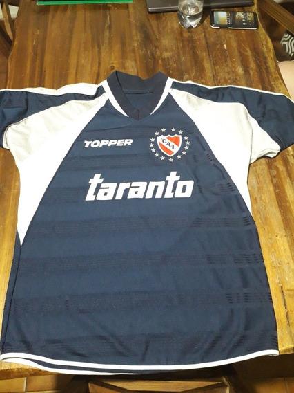 Camiseta Independiente 2002 Suplente