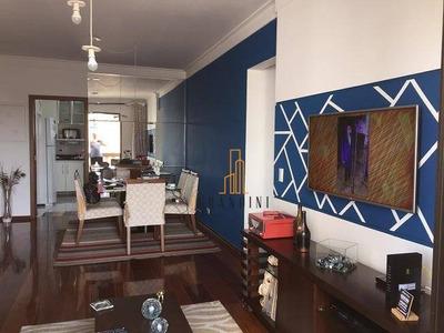 Apartamento Com 3 Dormitórios À Venda, 94 M² Por R$ 510.000 - Baeta Neves - São Bernardo Do Campo/sp - Ap1276
