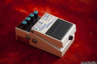 Pedal De Efectos Bos Digital Delay Dd7 Fender Gibson Ibanez