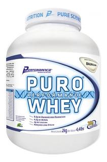 Puro Performance Whey (2kg) - Performance Nutrition
