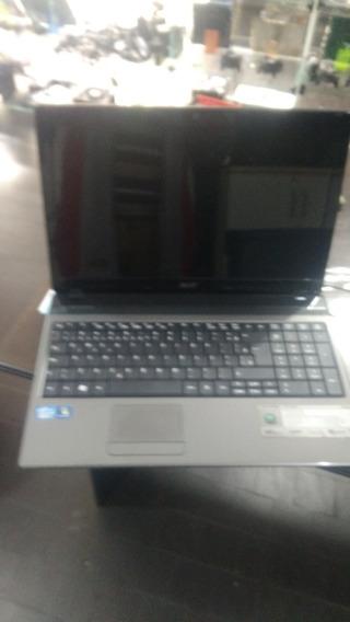 Notbook 5750 Series I3 Hd 500gb 4gb De Memoria , Placa De De
