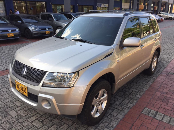 Suzuki Grand Vitara Sz At 2.7 4x4 2010