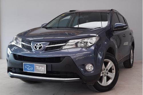 Imagen 1 de 15 de Toyota Rav4 2.0 4x2 Vx Cvt Año 2014 - Tute Cars F