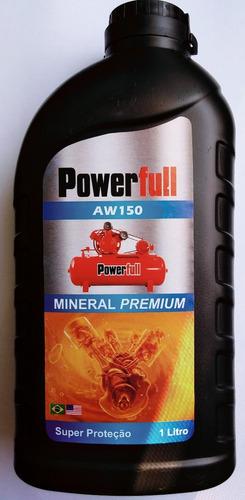Imagem 1 de 4 de Óleo Mineral 1000hrs Vg150 Compressor Pistão Peg 1litro