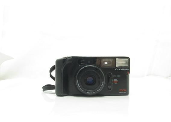 Câmera Antiga - Olympus Quick Shooter Zoom