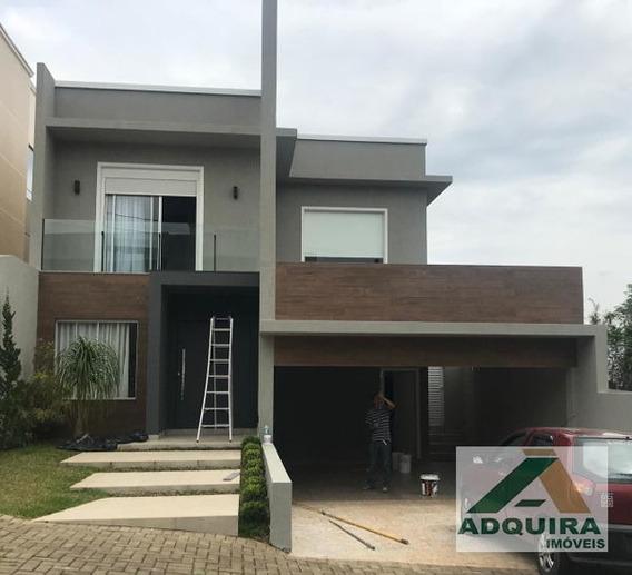 Casa Em Condomínio Com 3 Quartos No Condominio Vila Toscana - 4760-v
