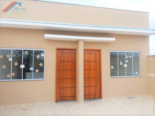 Casa A Venda No Bairro Jardim Santa Marta Em Sorocaba - Sp.  - Ca 202-1