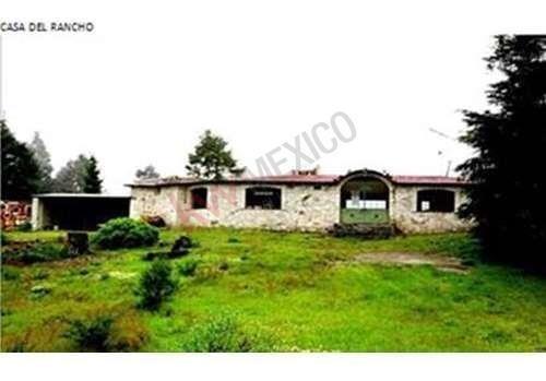 Rancho En Venta 68 Ha Cerca De Real Del Monte, Omitlan Hidalgo $19,999,900.00
