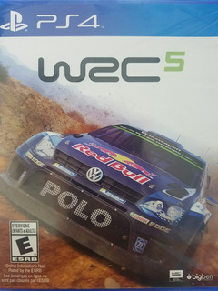 World Rally Championship 5 Wrc 5 Ps4 Delivery Stock Ya