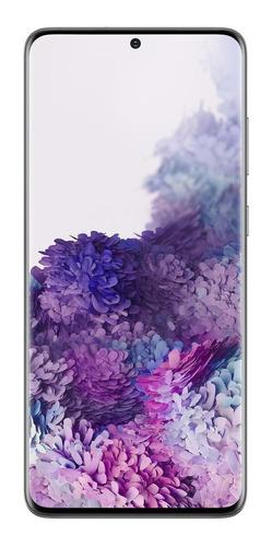 Samsung Galaxy S20+ 5G Dual SIM 128 GB cosmic gray 12 GB RAM