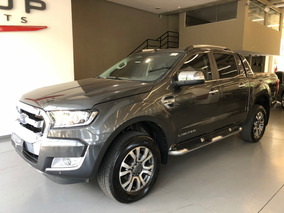 Ford Ranger 3.2 Limited Cab. Dupla 4x4.2018 Apenas 8.200 Km