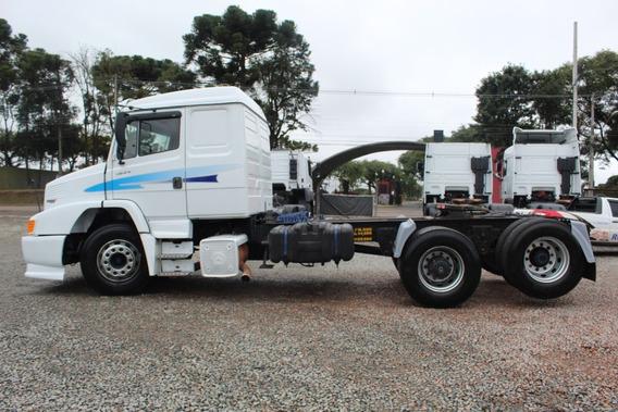 Mb Ls 1634 6x2 Truck 2008/2008