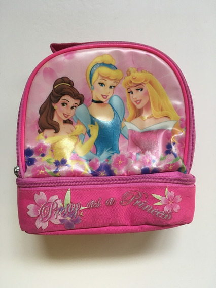 Loncheras Princesas Disney Cariñositos Bolso Sanrio